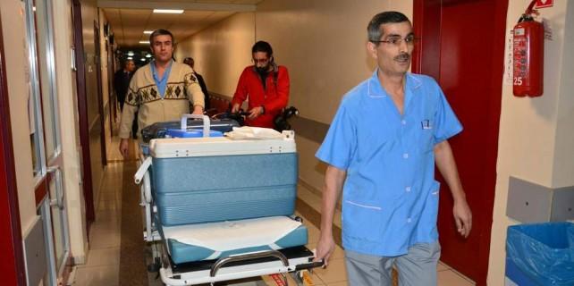 Bursa'da bir ölüm 5 can...