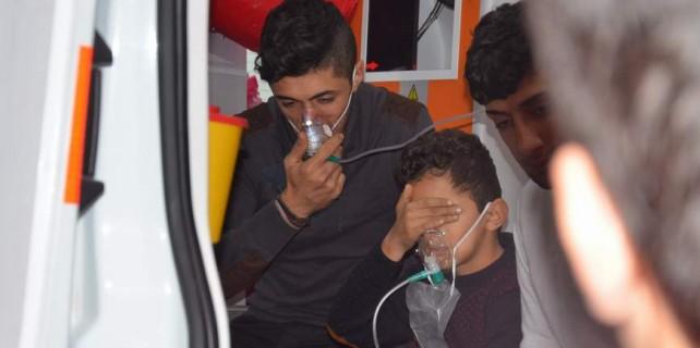 Çocuklar ölüyordu...5 kişi son anda kurtarıldı