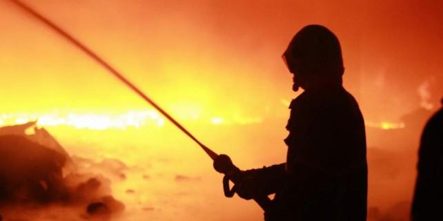 Cizre'de yanan binada 9 terörist öldürüldü...