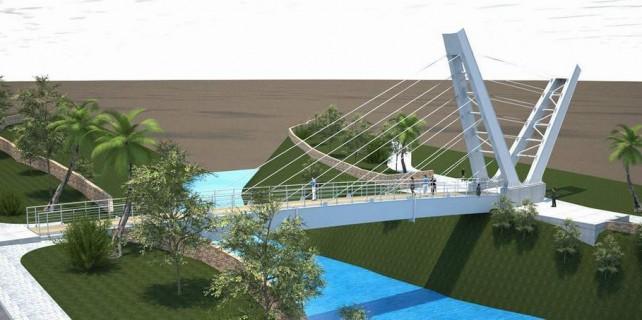 Bursa'ya modern köprü...