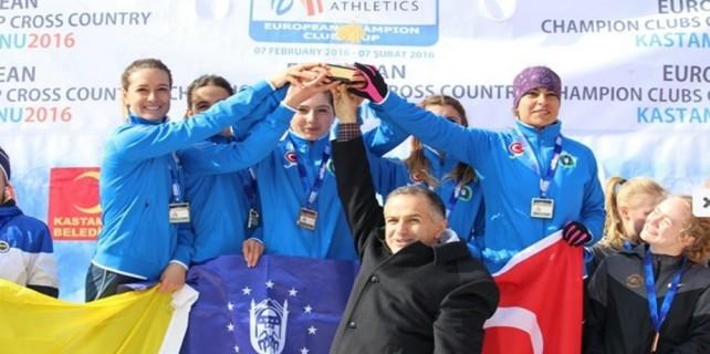 Bursalı Krosçular'dan şampiyonluk...