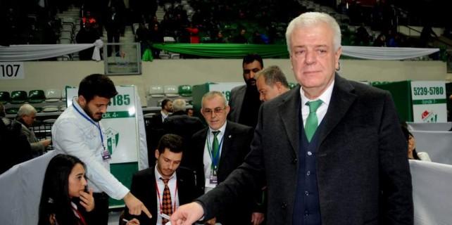 Bursaspor'dan Ankara çıkarması...