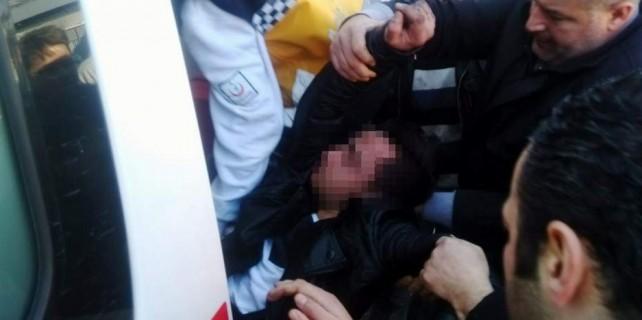 Bursa'da yine korkunç olay...