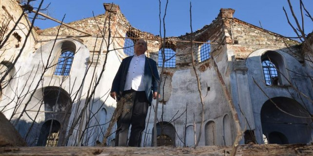 Bursa'da tarihi mekan definecilerin uğrak yeri oldu