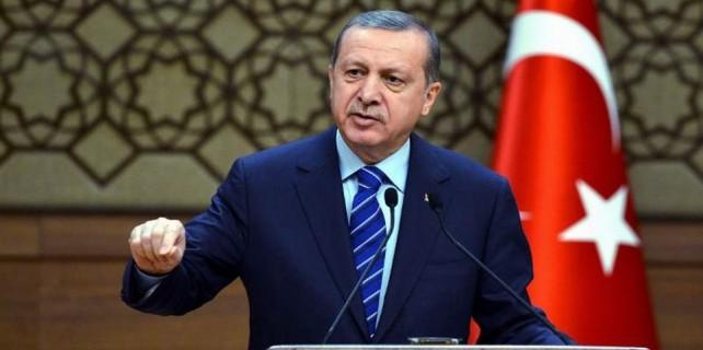 Erdoğan çok sert çıktı... Alnımızda enayi yazmıyor!
