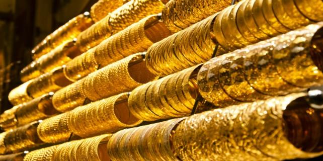Altın fiyatları uçuyor...