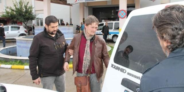 İnterpol'ün aradığı şahıs Türkiye'de yakalandı!