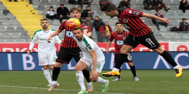 Gençlerbirliği: 2 - Bursaspor: 0