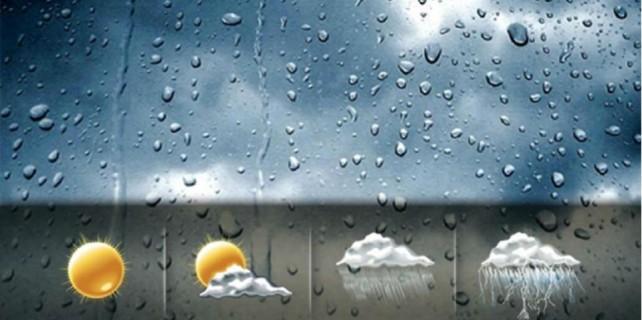 Havalar yağışla birlikte ısınıyor