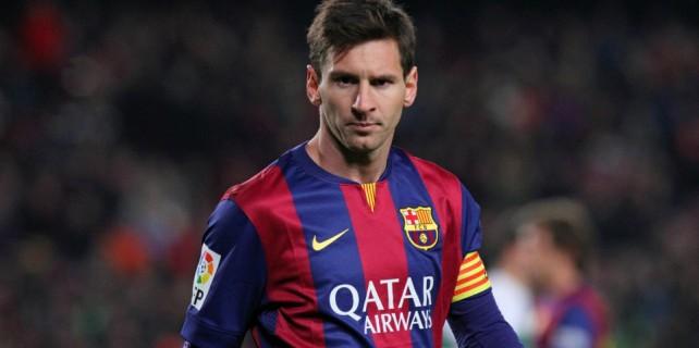 Messi'den efsane penaltı!