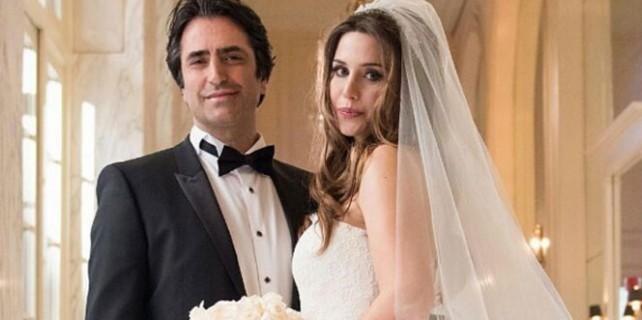 Mahsun Kırmızıgül evlendi!