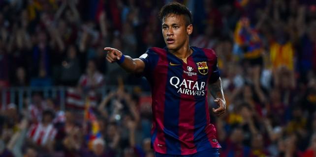 Neymar'dan asrın çalımı!