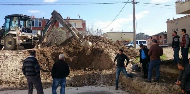 Bursa'da ekipler lahit arıyor...