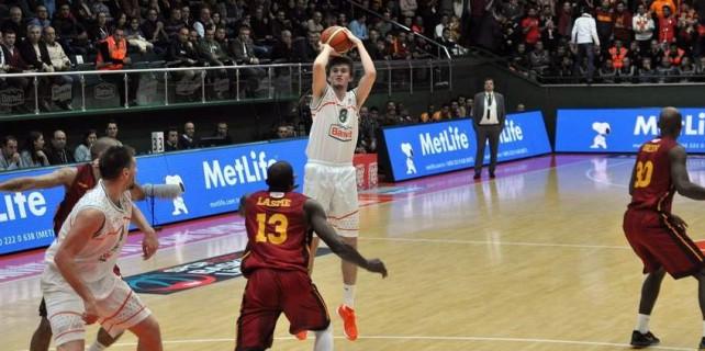 Bursa'da basketbol heyecanı başlıyor...