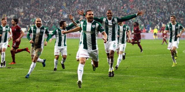 Bursaspor'un galibiyet özlemi...