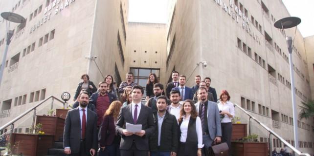 Genç avukatların asgari ücret isyanı!