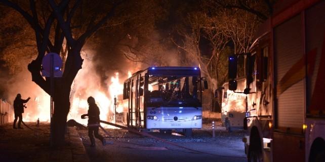 Ankara Valiliği açıkladı: 5 ölü...