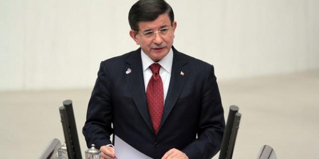 Davutoğlu, Brüksel ziyaretini iptal etti