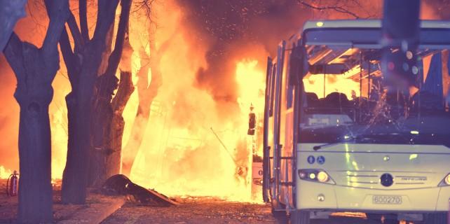 Ankara'da bilanço ağırlaşıyor...18 ölü