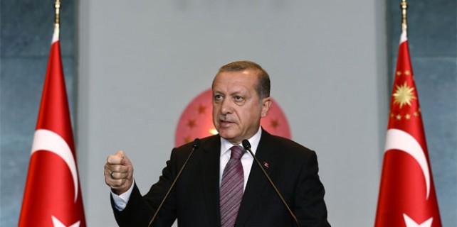Erdoğan'dan saldırı sonrası ilk açıklama...