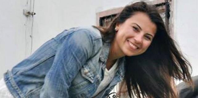 Genç gazeteci de terör kurbanı