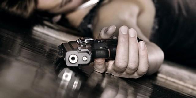 Genç kız babasının silahıyla intihar etti!