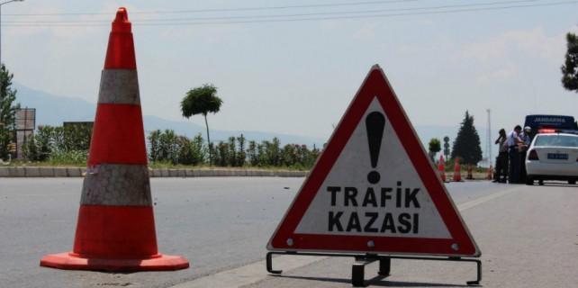Bursa'da kaza... İki çocuk yaralandı