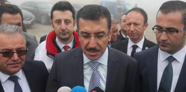 Bakan Tüfenkçi Bursa'da açıkladı...