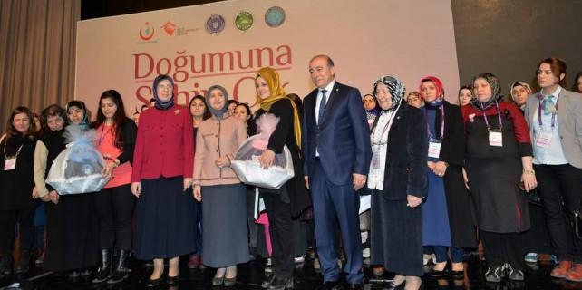Doğumuna sahip çık kampanyası Bursa'dan başladı