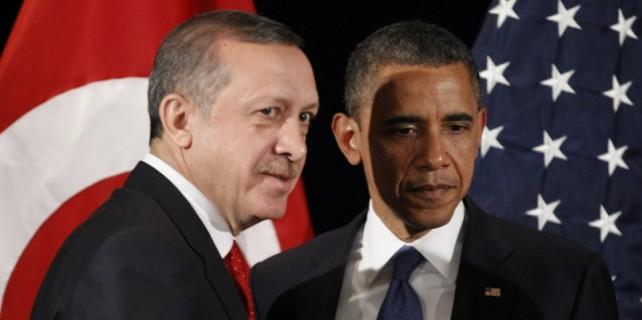 Erdoğan Obama'yla 'YPG'yi görüşecek!