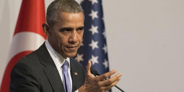 Obama: YPG'nin ilerleyişi kaygı verici...