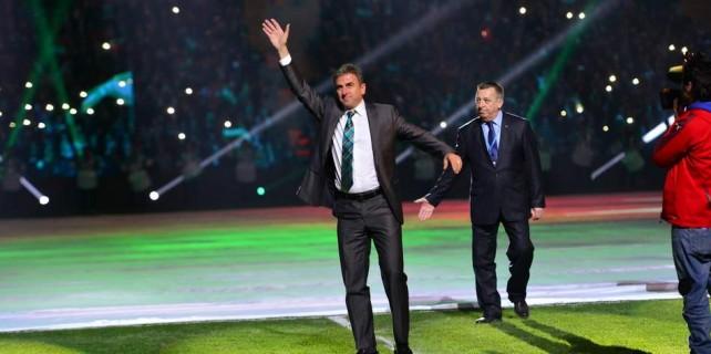 Hamzaoğlu Fenerbahçe'nin 4 puanını aldı