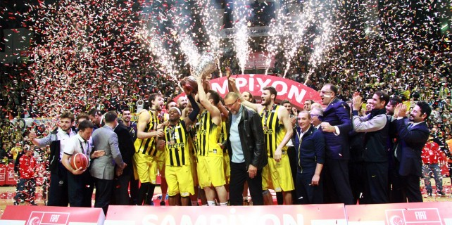 Potada kupanın sahibi Fenerbahçe oldu