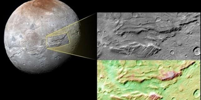 Plüton'un uydusunda okyanus kalıntıları bulundu!