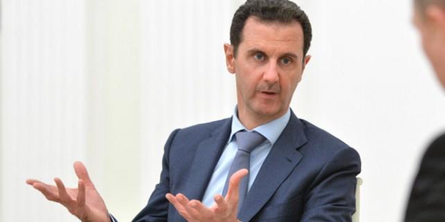 Suriye'de seçim tarihi belli oldu...