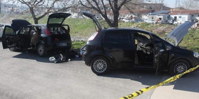 Bursa'da ikiz araç alarmı!