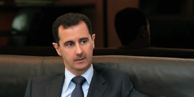 Esad ateşkesi kabul etti!