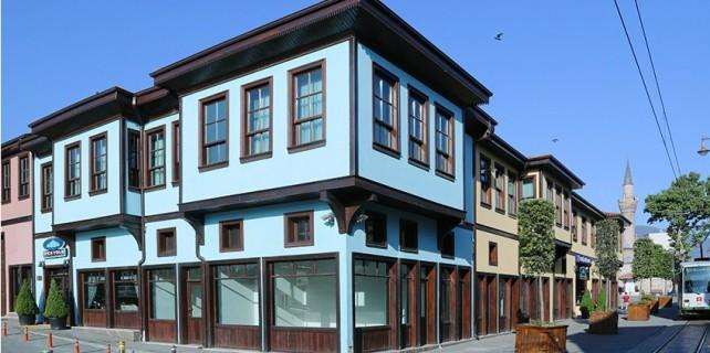 Bursa'nın butik otelleri göz kamaştırıyor...