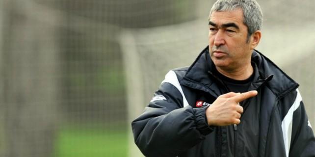 Samet Aybaba'nın Bursaspor'a şansı tutmuyor...