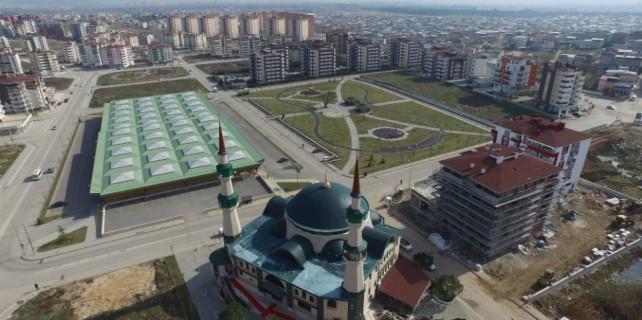 Osmangazi kentsel gelişim ile güzelleşiyor