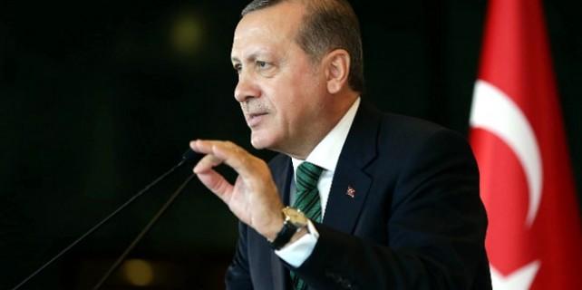 Cumhurbaşkanı Erdoğan'dan 'ateşkes' açıklaması