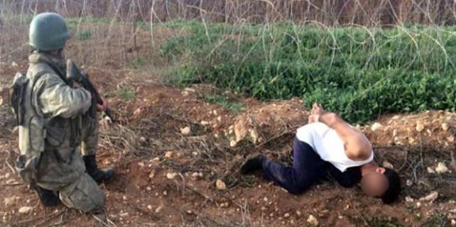 Türkiye'ye sızmaya çalışan PYD'li böyle yakalandı