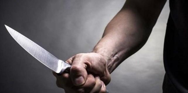 Sırtından bıçaklanarak öldürülen yaşlı adamın gelini gözaltında