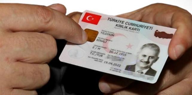Yeni kimliklerde mükemmel özellik... Pasaport yerine kullanılabilecek