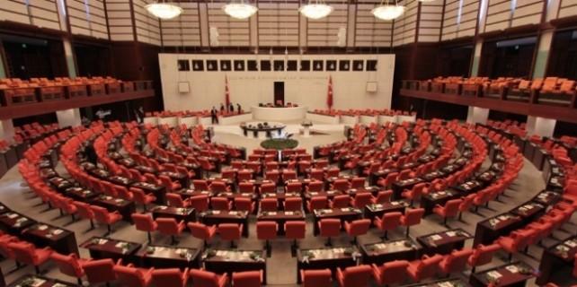 Genel Kurul'da AK Parti-HDP gerginliği