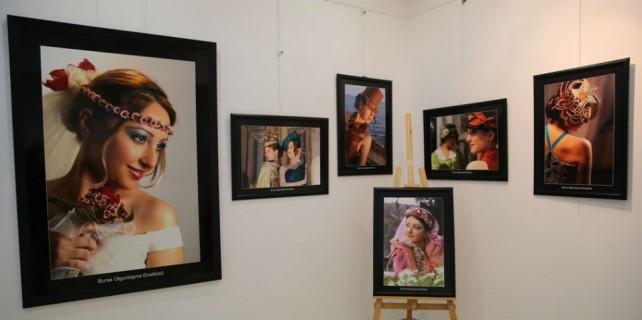 'Geçmişten Günümüze Kadın Başlıkları' Bursa'da