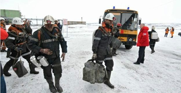 Rusya'da büyük facia!