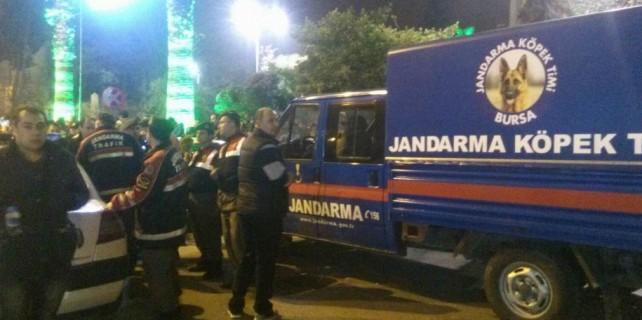 Bursa'da deniz otobüsünde canlı bomba şüphesi ortalığı ayağa kaldırdı