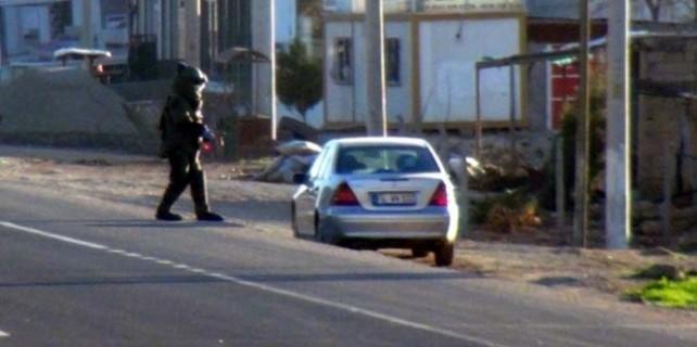 İhbar doğru çıktı...Tüplü bomba imha edildi