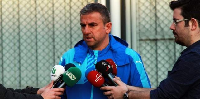 Hamzaoğlu Sercan ve Stoch için konuştu